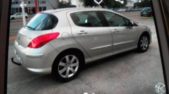 Peugeot 308 2.0l hdi 136ch