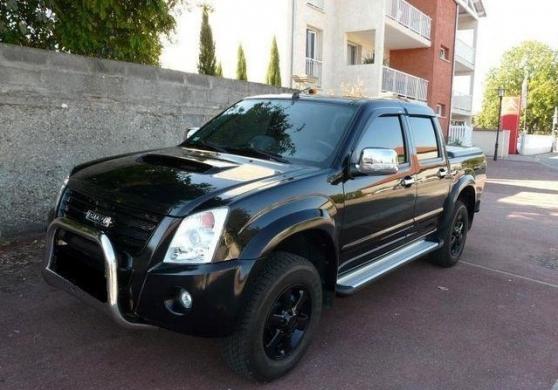 La d-max Isuzu pick up 4x4 3800€ - Photo 2