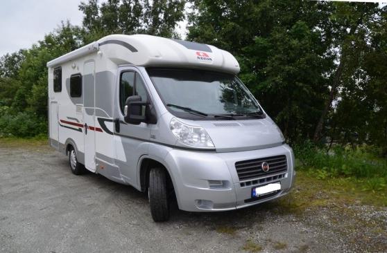camping-car adria compact sl - Annonce gratuite marche.fr