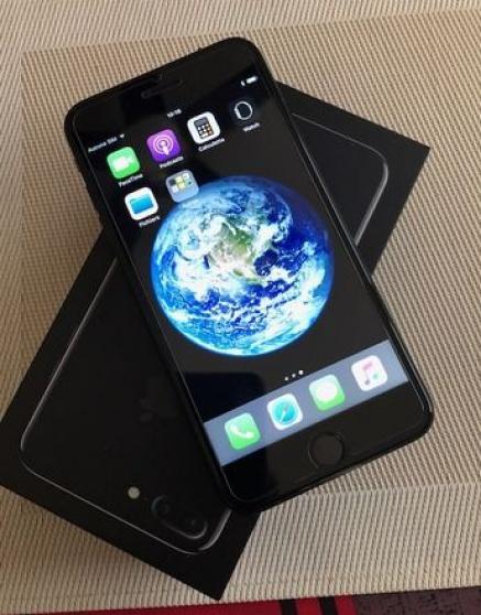 Petite Annonce : Iphone 7 plus 128 go noir - Bonjour, Je vends mon iPhone 7 Plus 128 Go Noir de Jais. Il est