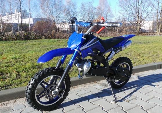 Annonce occasion, vente ou achat 'Pocket bike cross 49cc NEUVE+GTE'