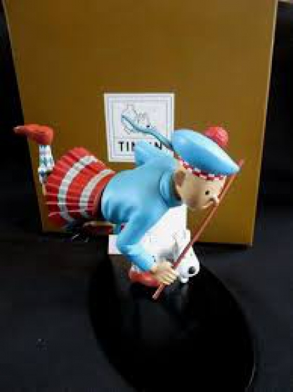 Annonce occasion, vente ou achat 'figurines tintin'