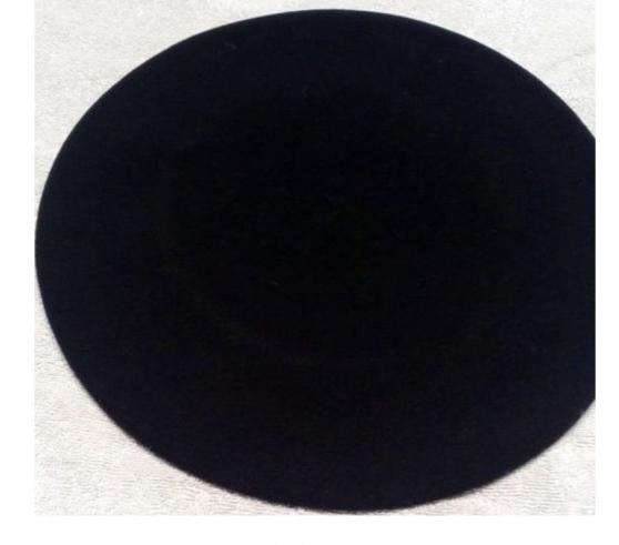 béret noir pebeo