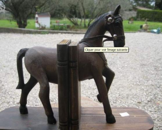 Cheval serre-livre - Photo 2