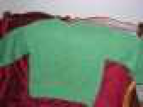 pull-over en grosse laine, vert anis - Annonce gratuite marche.fr