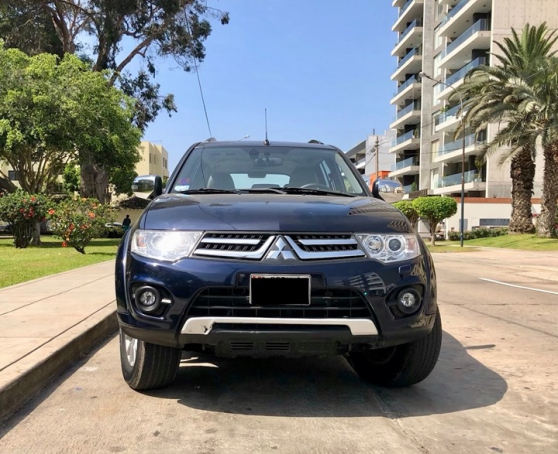 Annonce occasion, vente ou achat 'Mitsubishi Montero'