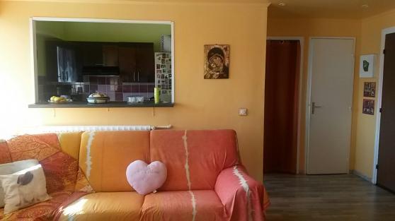 Appartement entièrement meublé. F2 de 45