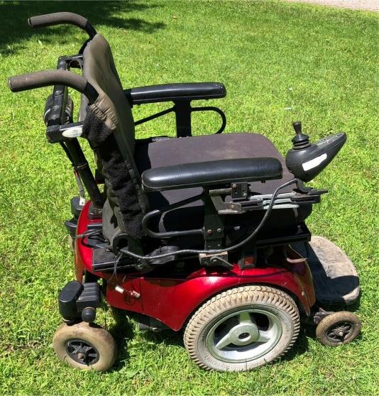 Fauteuil Motorisé Chaise roulante électr