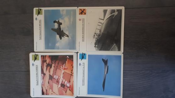 fiches atlas avions de guerre - Annonce gratuite marche.fr