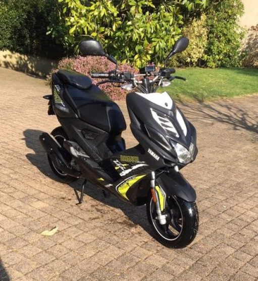 Annonce occasion, vente ou achat 'Scooter Yamaha AEROX'