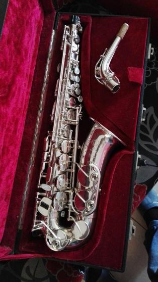 Saxophone alto Selmer super action 80 si