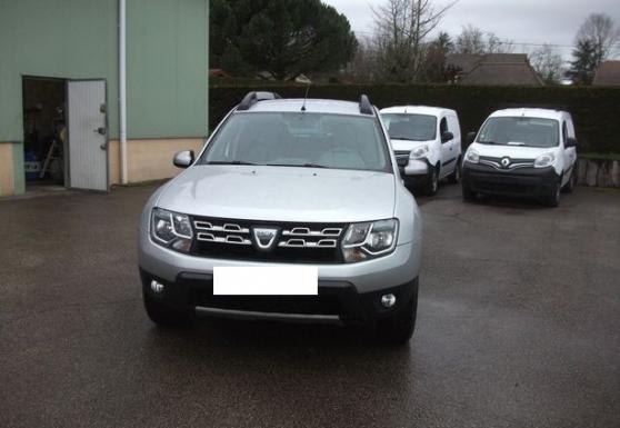 Dacia duster 4x2 1.5 dci 110 ch prestige