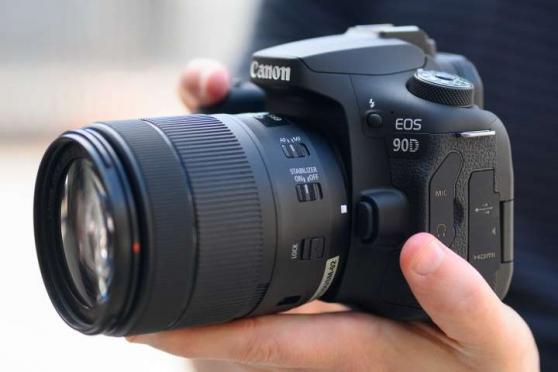 Annonce occasion, vente ou achat 'Canon EOS 90D + Objectifs'