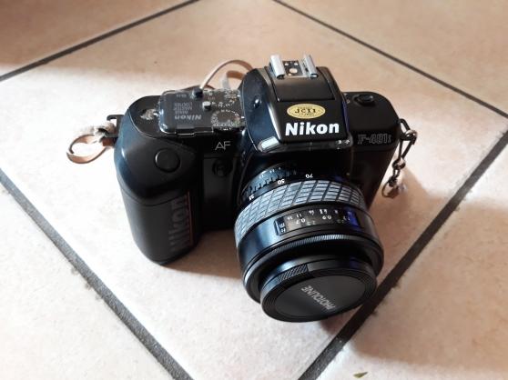 Annonce occasion, vente ou achat '-Nikon F 401 S'
