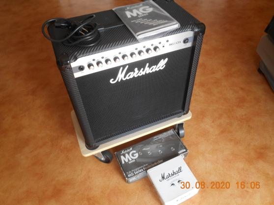 Ampli Marshall 50 w MG50CFX