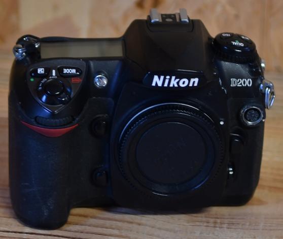 Nikon D 200