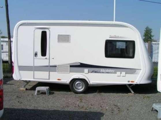 caravane hobby excellent 440 sfr langonnet caravanes camping car caravanes hobby langonnet. Black Bedroom Furniture Sets. Home Design Ideas