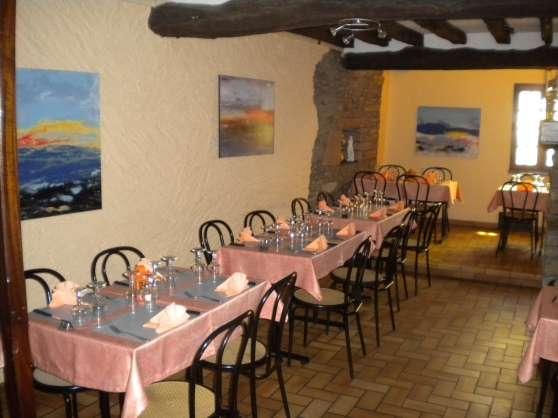 Annonce occasion, vente ou achat 'Très beau restaurant 150c Redon 115KE'