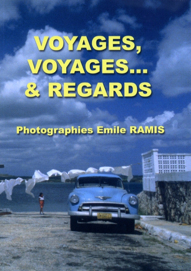 Livre du photographe Emile RAMIS
