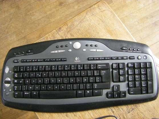 clavier et souris sans fils LOGITECH