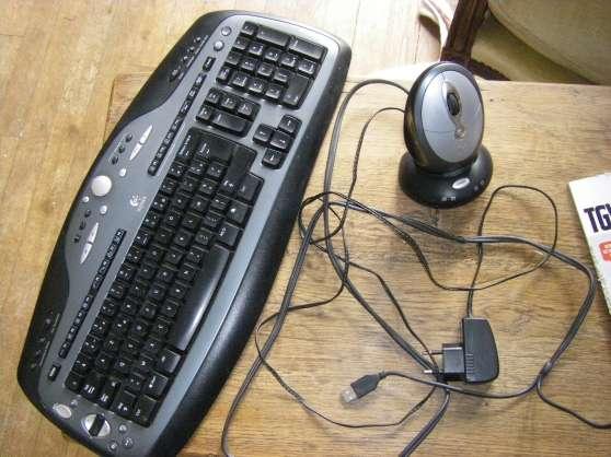 clavier et souris sans fils LOGITECH - Photo 2