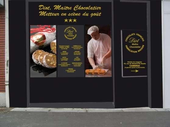 ouvrir une boutique de chocolat - Annonce gratuite marche.fr