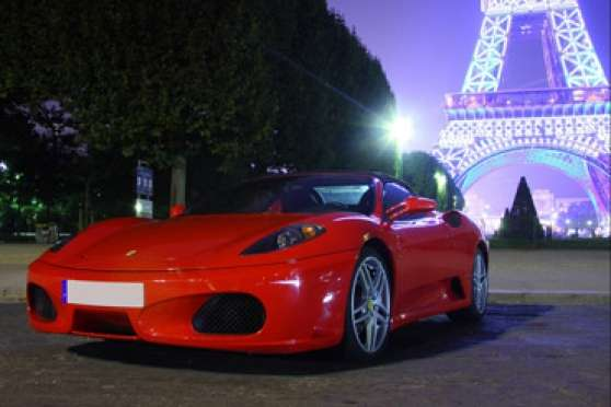 Location Ferrari F430