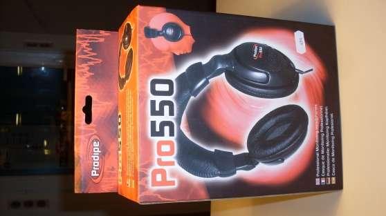 casque monitoring Prodipe Pro550 NEUF