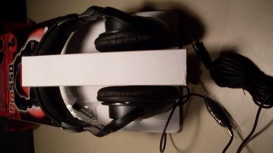 casque monitoring Prodipe Pro550 NEUF - Photo 2
