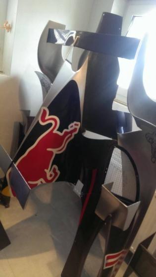 Capot de Red Bull Rb 2