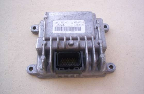 Module ponpe injection Opel