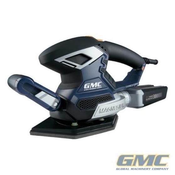 GMC Ponceuse multifonction 3 en 1 260 W