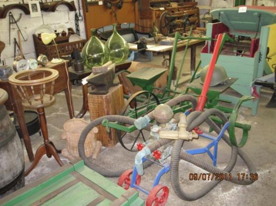 VIDE musée de l'outillage, vieux meubles - Photo 4