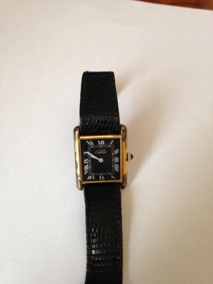 Annonce occasion, vente ou achat 'montre Cartier'