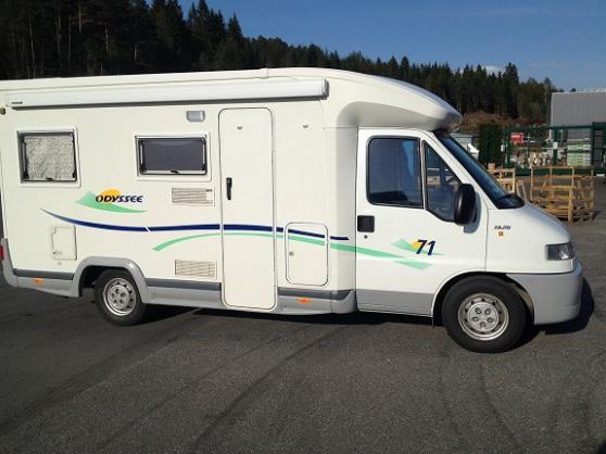 Annonce occasion, vente ou achat 'tres bien entretenu Camping-car CHAUSSON'