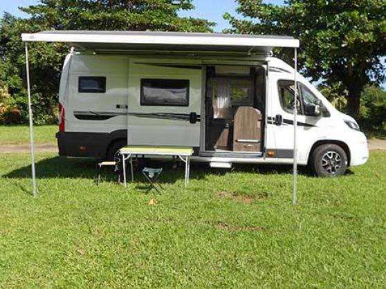 Découvrez la Martinique en camping-car