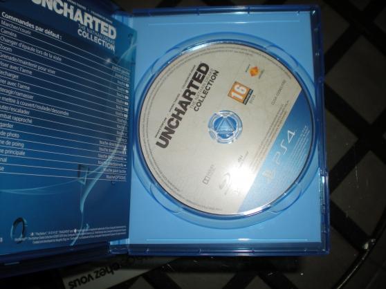 jeux video uncharted ps4 BON ETAT