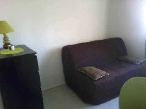 studio meublé pour curiste ou étudiant