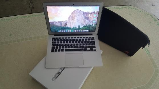 macbook air 13 pouces tat neuf nantes informatique. Black Bedroom Furniture Sets. Home Design Ideas