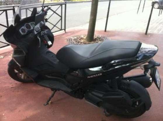 GILERA Nexus 125 noir