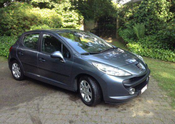 Peugeot 207 Sporty 1.6 HDI