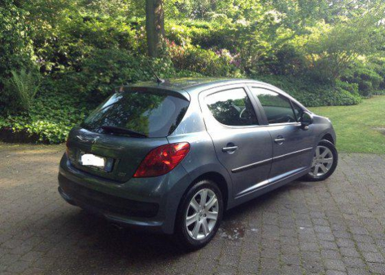 Peugeot 207 Sporty 1.6 HDI - Photo 4