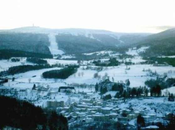 fermeture des pistes de skis