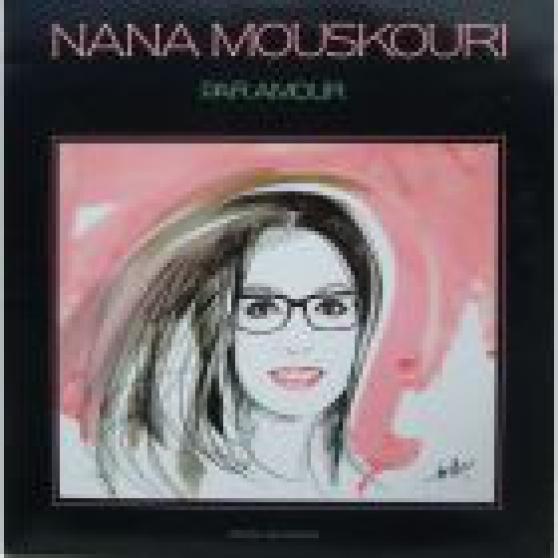 disque vinyle nana mouskouri 14 - Annonce gratuite marche.fr