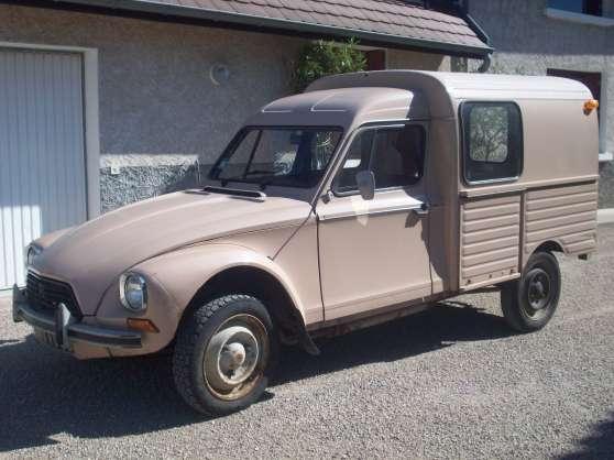 acadiane fourgonnette auto citro n voiron reference aut cit aca petite annonce gratuite. Black Bedroom Furniture Sets. Home Design Ideas