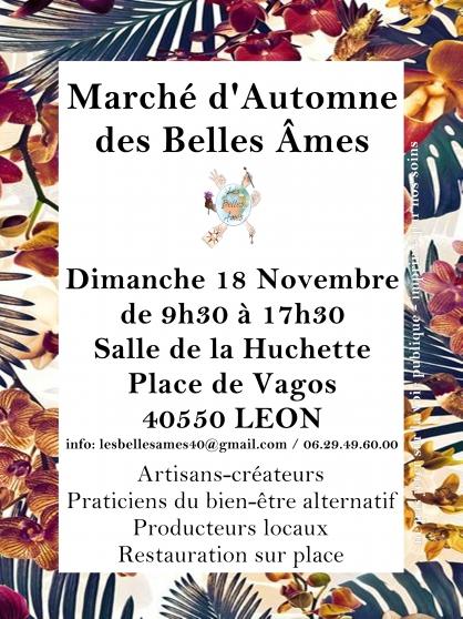 Marché d'Automne des Belles Âmes