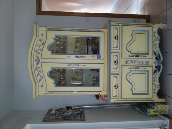 Annonce occasion, vente ou achat 'Vaisselier style Gustavien'