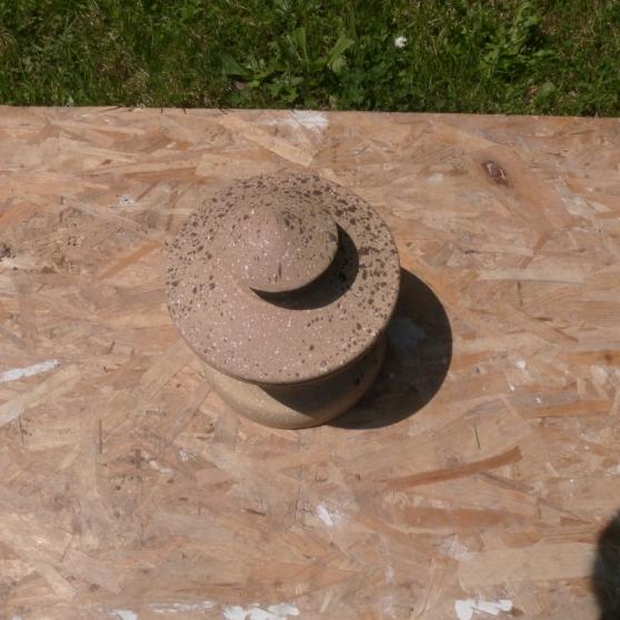 Chapeaux de tuile - Imérys - Diam 120 - Photo 2
