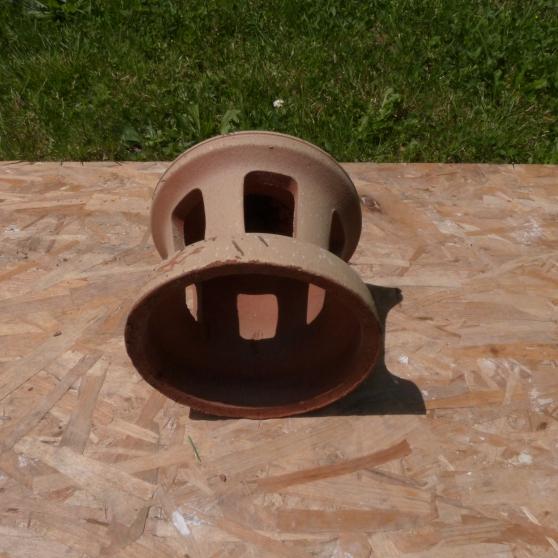 Chapeaux de tuile - Imérys - Diam 120 - Photo 3