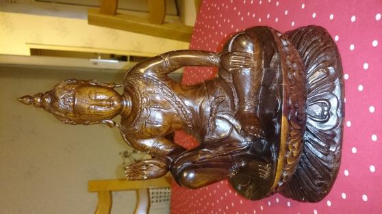 Annonce occasion, vente ou achat 'Bouddha en chêne'